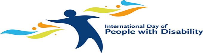 INTERNATIONAL DAY OF PERSONS WITH DISABILITIES: 'ACHIEVING 17 GOALS FOR THE FUTURE WE WANT'