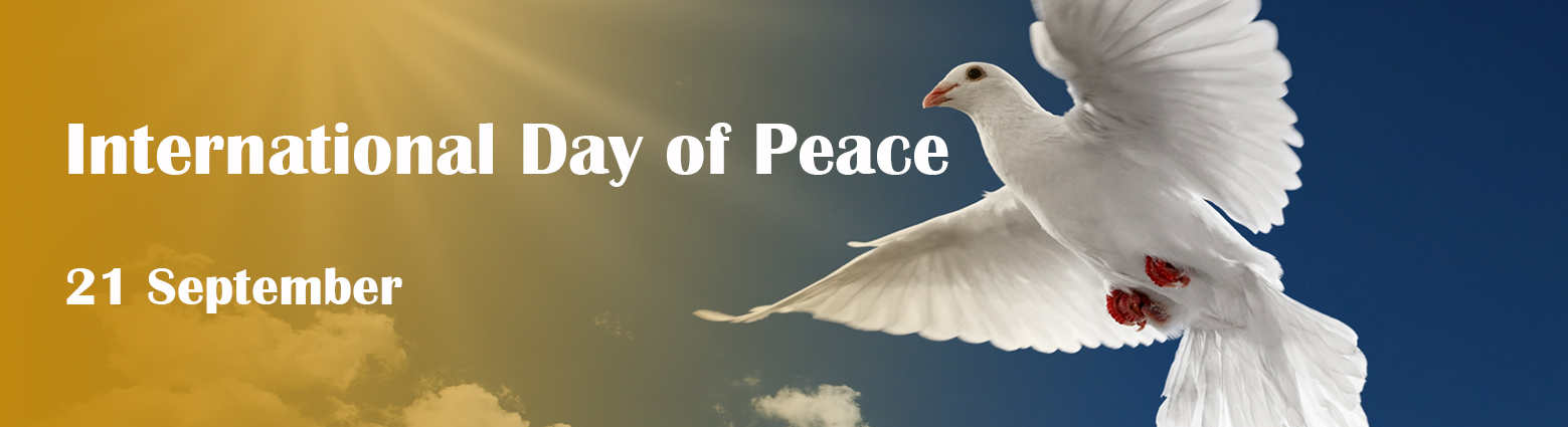 web banner int day of peace