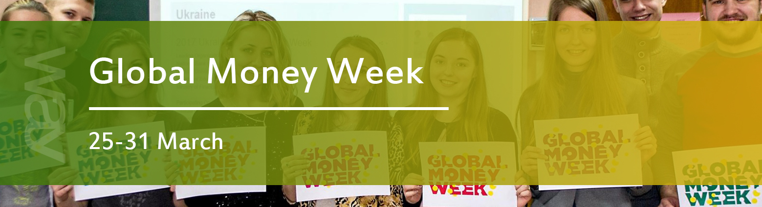 web banners gobal money week