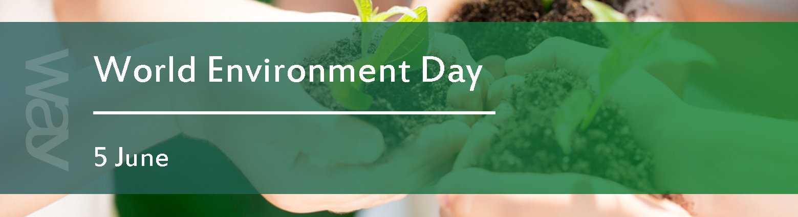 web banners world environment day