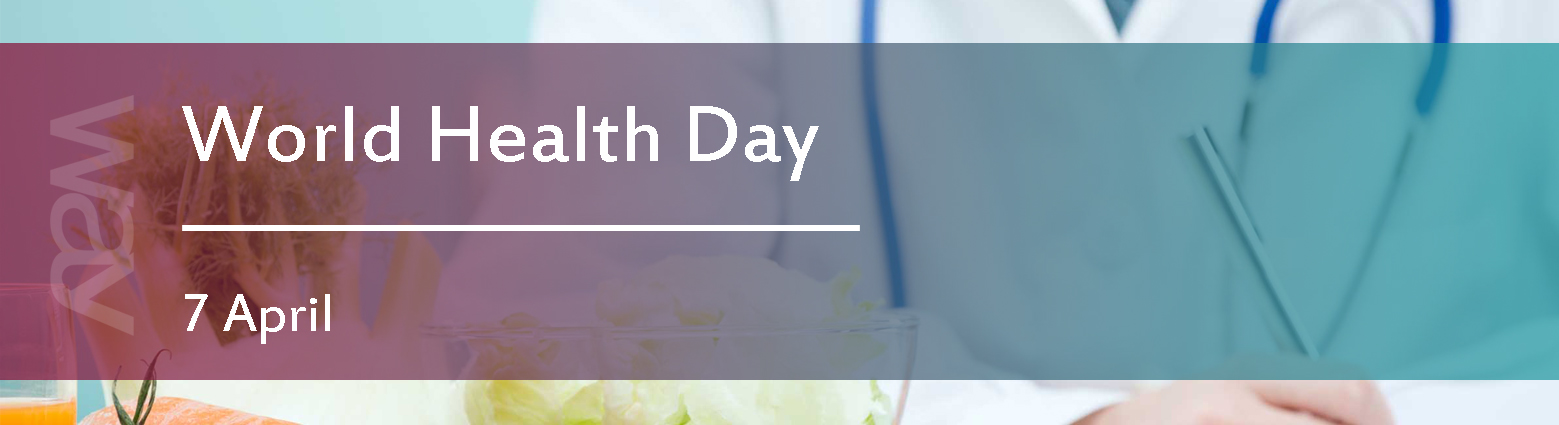 web banners world health day