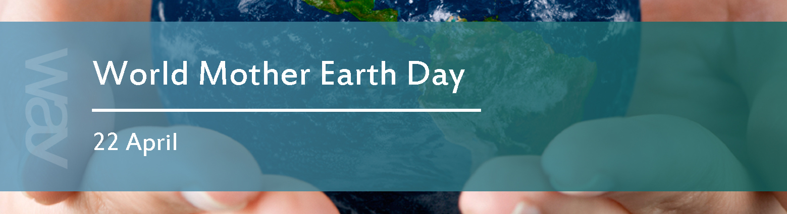 web banners world mother earth day