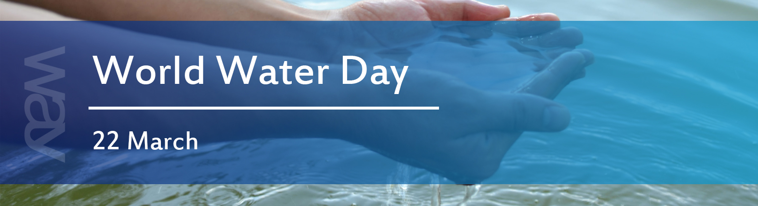 web banners world water day