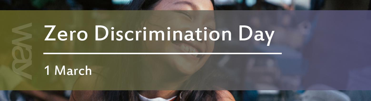 web banners zero discrimination day