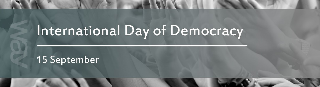 International Day of Democarcy